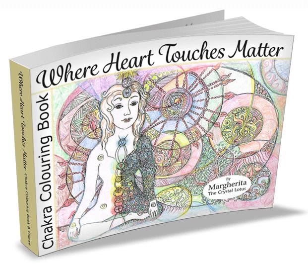 The coloring book for spiritual healing