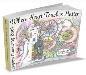 Chakra Colouring book by Margherita cr