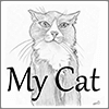 My Cat Logo 100px